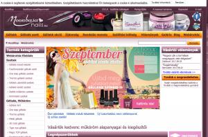 Gél lakk webáruház