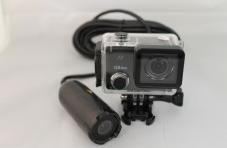 kiegészítő kamerával